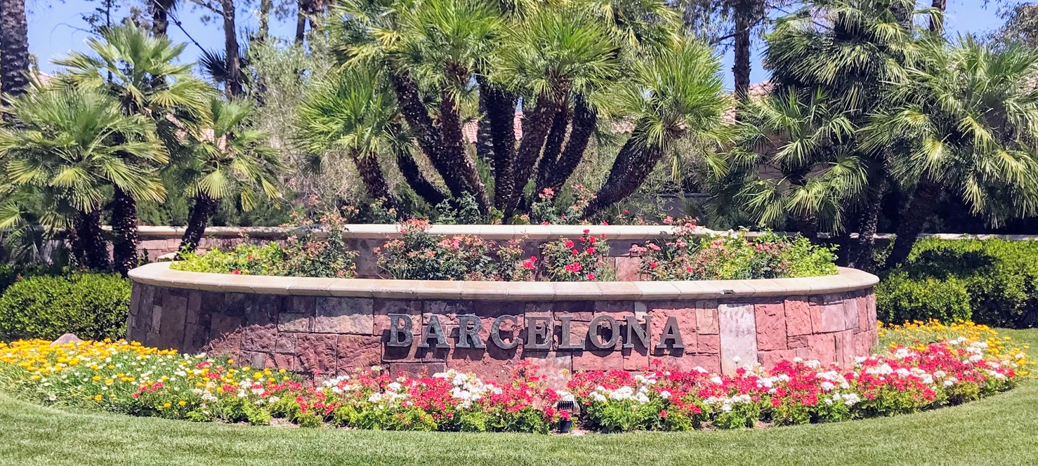 Barcelona at South Shore Lake Las Vegas