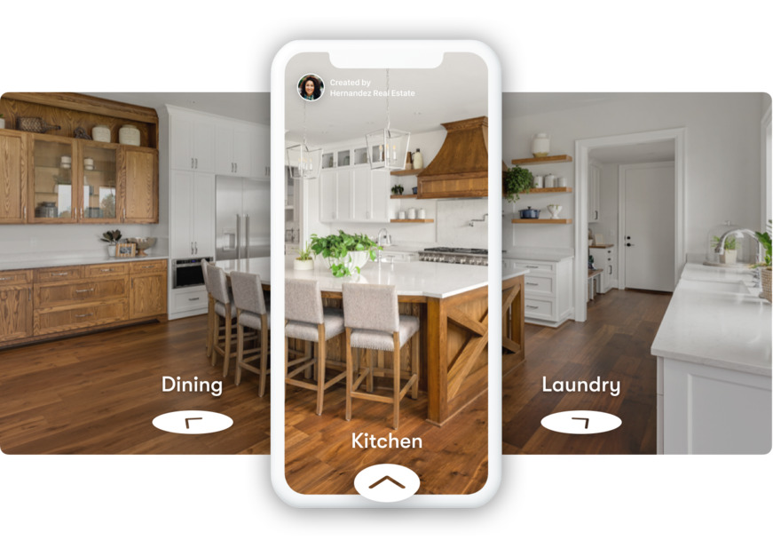 3D Home Tours from Zillow