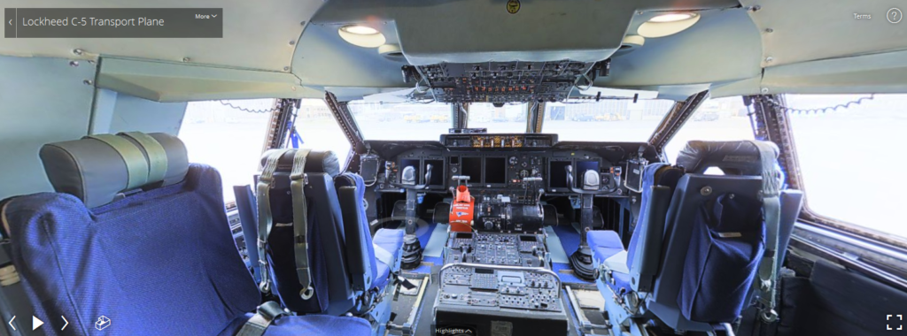 Virtual Reality Tour Las Vegas
