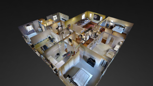 Pricing for Real Estate Photos - Matterport 360 virtual tour images