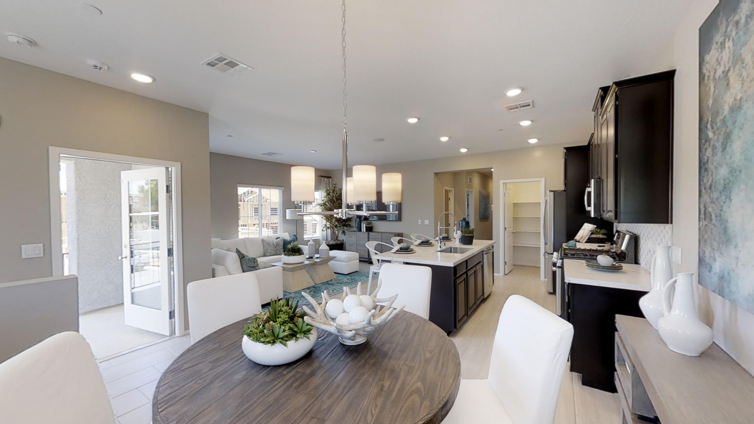 Virtual Tour Brooklyn Model Home at The Hudson in Green Valley Henderson – Virtual Tours Las Vegas