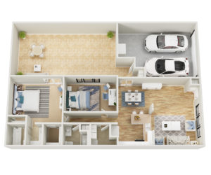 3D Floor Plan Creator Las Vegas