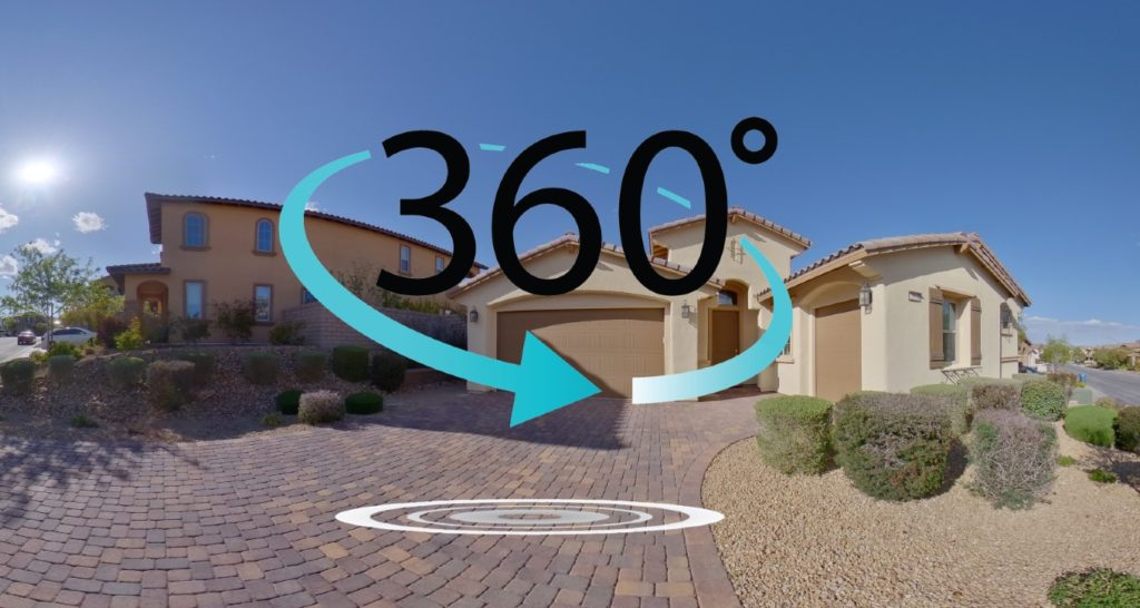 360 Virtual Tour Photographer Las Vegas
