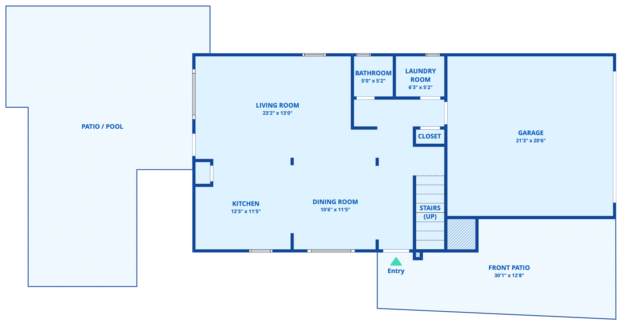 Zillow Floor Plan Las Vegas